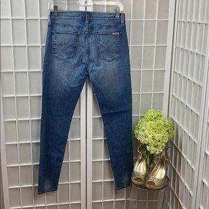 Hudson Jeans Jeans - EUC HUDSON Nico Midrise Super Skinny in Stargazing